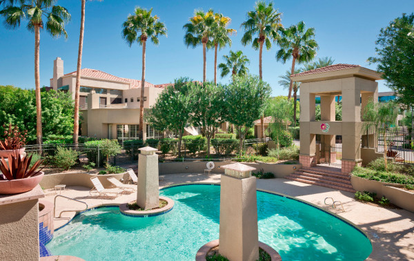 Scottsdale Condo Communities Map
