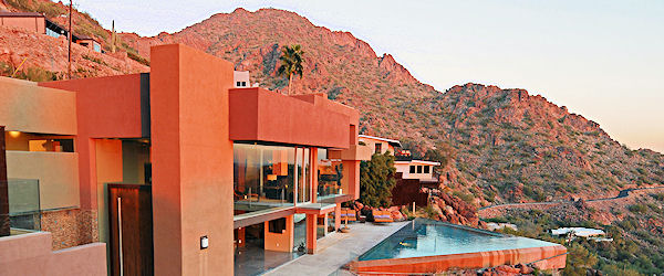 Red Hills Home in Paradise Valley AZ