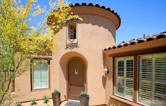 Homes in Scottsdale AZ