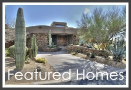 Featured Scottsdale AZ Area Homes