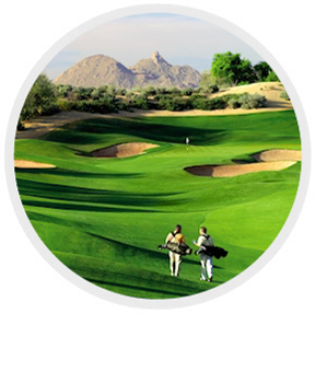 Golf View Homes in Desert Mountain