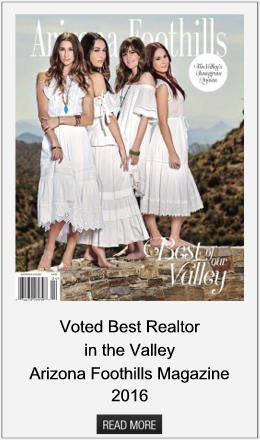 Carmen brodeur has been ranked in the top 1% and voted one of the best realtors in scottsdale for the past several