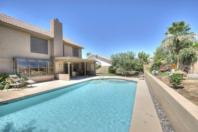 Sierra Sunrise Home in North Scottsdale