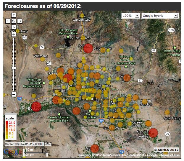 scottssdale foreclosures