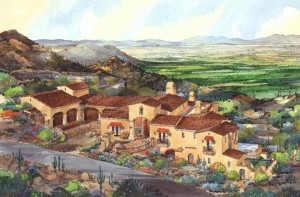 Silverleaf luxury home