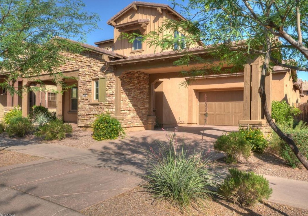 Scottsdale homes proven perfect for az families top for Az home builders