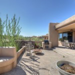 Desert Mountain Home Offers Unbeatable Desert Views