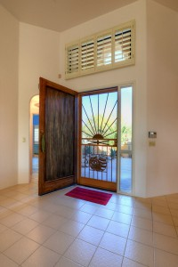 Sincuidados Home for Sale in North Scottsdale - Foyer