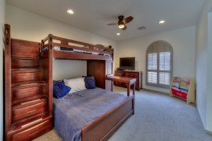 Bedroom III - Camino Santo Drive Home for Sale in Scottsdale
