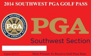 summer golf pass 2014