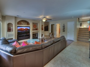 Family Room II 24661 North 75th Way Scottsdale, AZ 85255 - Home for Sale