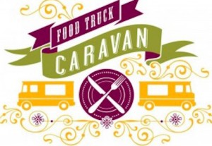 Enjoy the Food Truck Caravan in Downtown Scottsdale