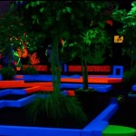 Play Glow-in-the-Dark Mini Golf in Scottsdale