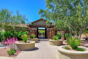 20750 N 87th ST 2019, Scottsdale, AZ 85255 - Townhome for Sale - Encore Pool Entrance
