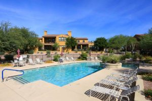 20750 N 87th ST 2019, Scottsdale, AZ 85255 - Townhome for Sale - Encore Pool 1