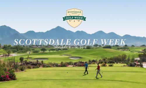 Scottsdale Golf Week Coming Soon!