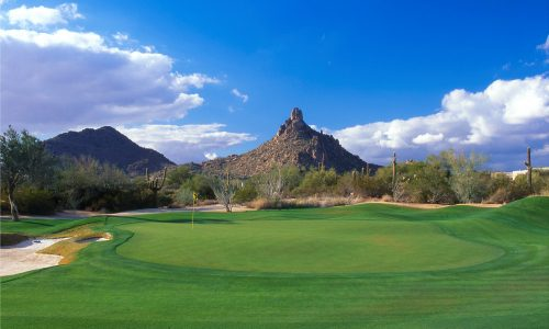 Desert Highlands Renovating Golf Course