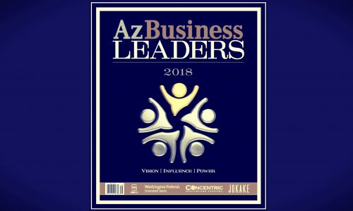 Arizona Business Leaders Award for 2018