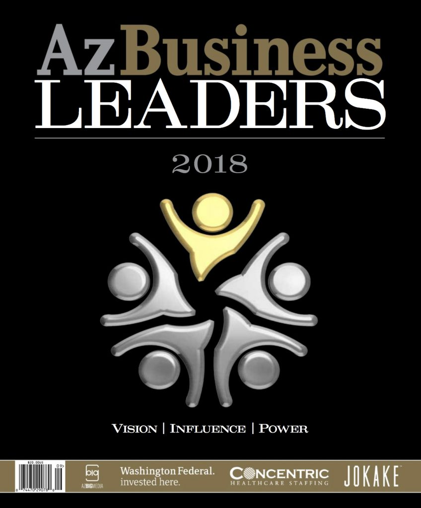 Arizona Business Leaders 2018