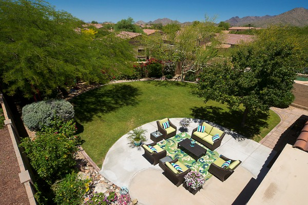 Scottsdale Arizona homes