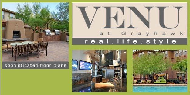 Venu at Grayhawk Condos Real Estate