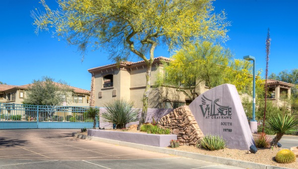 Village at Grayhawk Condos Real Estate