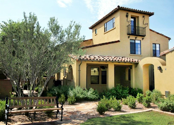 Dc ranch condos in scottsdale top scottsdale realtor for Scottsdale homes for sale with guest house