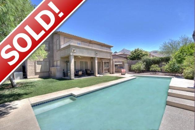 10859 East Acacia Drive Scottsdale AZ 85255 - Home for Sale