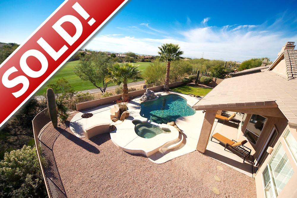 9651 East Balancing Rock Road Scottsdale, AZ 85262 - Home for Sale