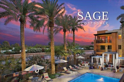 Sage Condominiums in Scottsdale