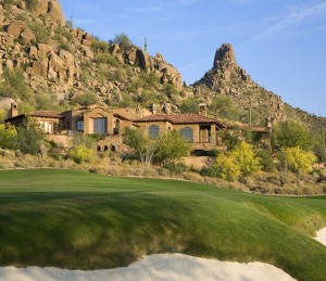 golf homes in scottsdale