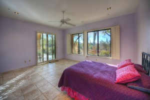 Sincuidados Home for Sale in North Scottsdale - Master Suite View