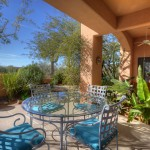 Sincuidados Home for Sale in North Scottsdale - Covered Patio