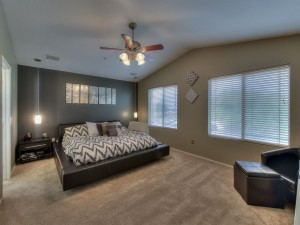 Master Bedroom 24661 North 75th Way Scottsdale, AZ 85255 - Home for Sale